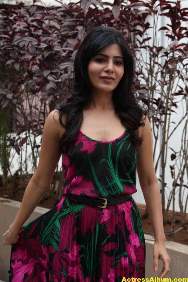 Actress Samantha Pretty Stills 2