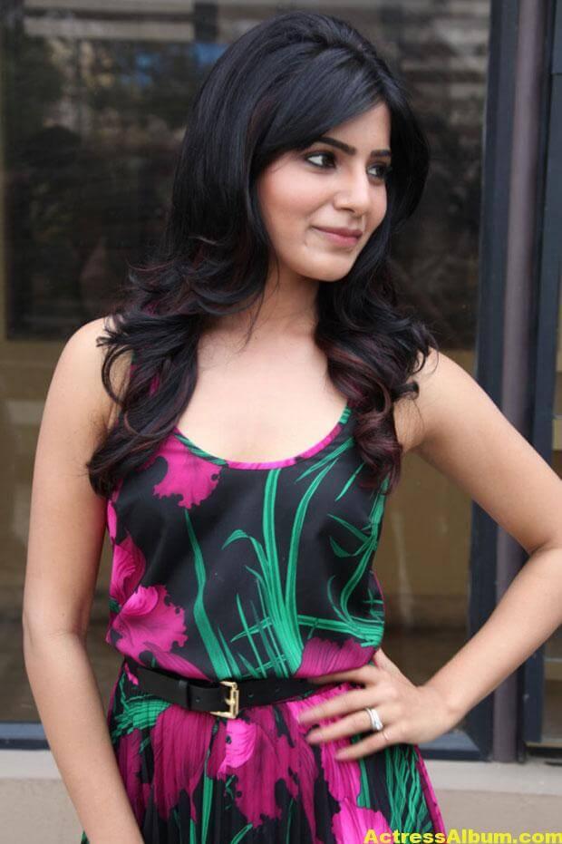 Actress Samantha Pretty Stills 4
