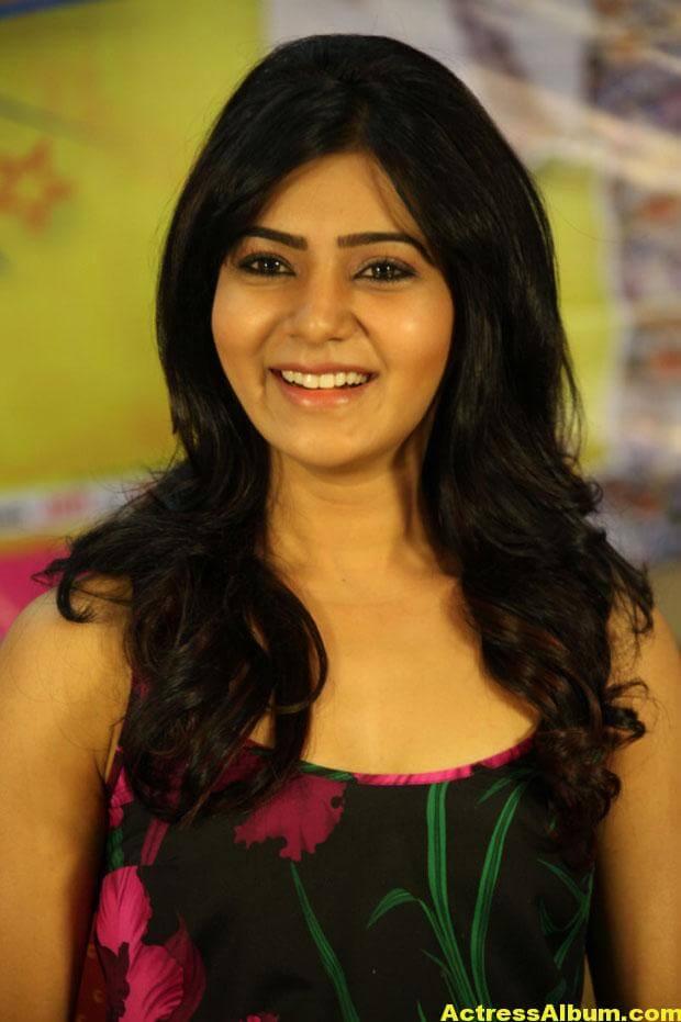Actress Samantha Pretty Stills 5