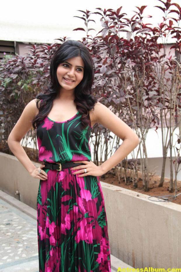 Actress Samantha Pretty Stills 6