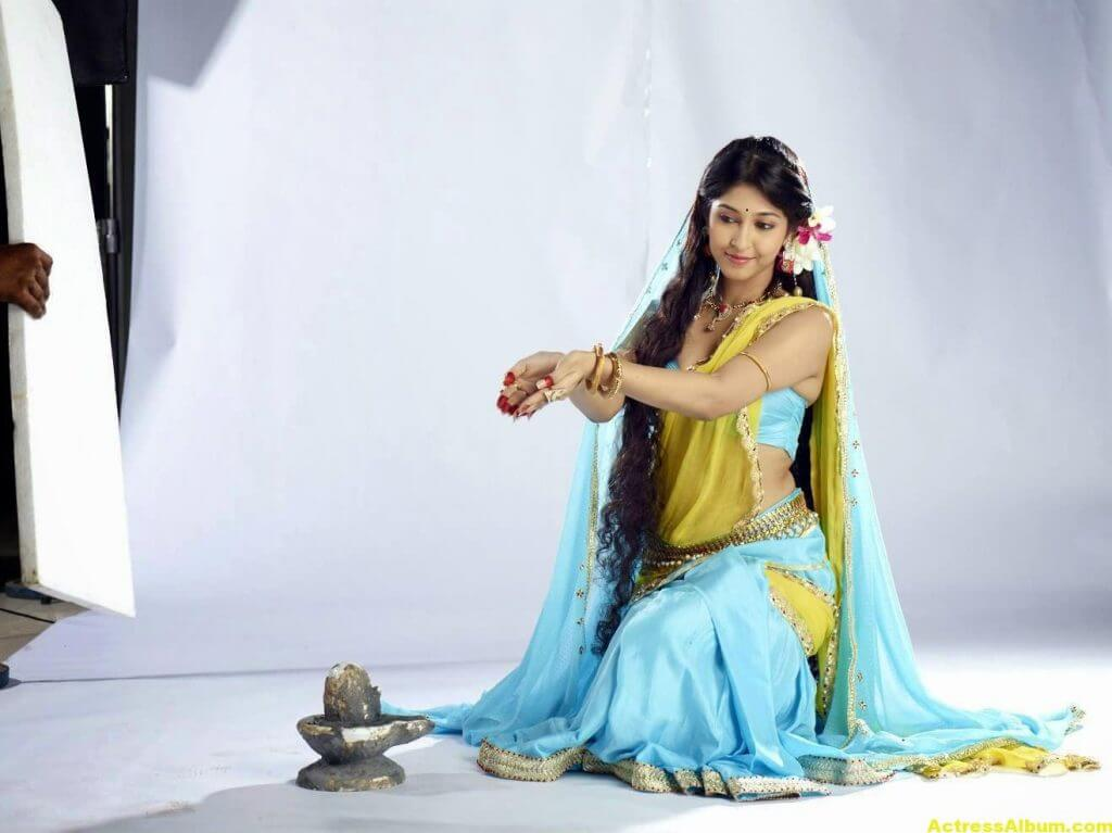 Actress Sonarika Latest Photoshoot 7