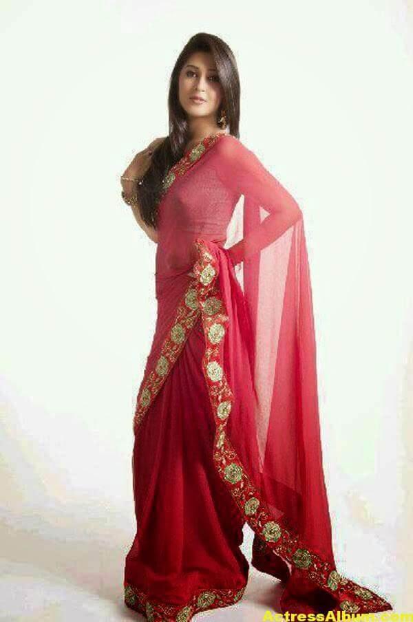 Actress Sonarika Latest Photoshoot 8