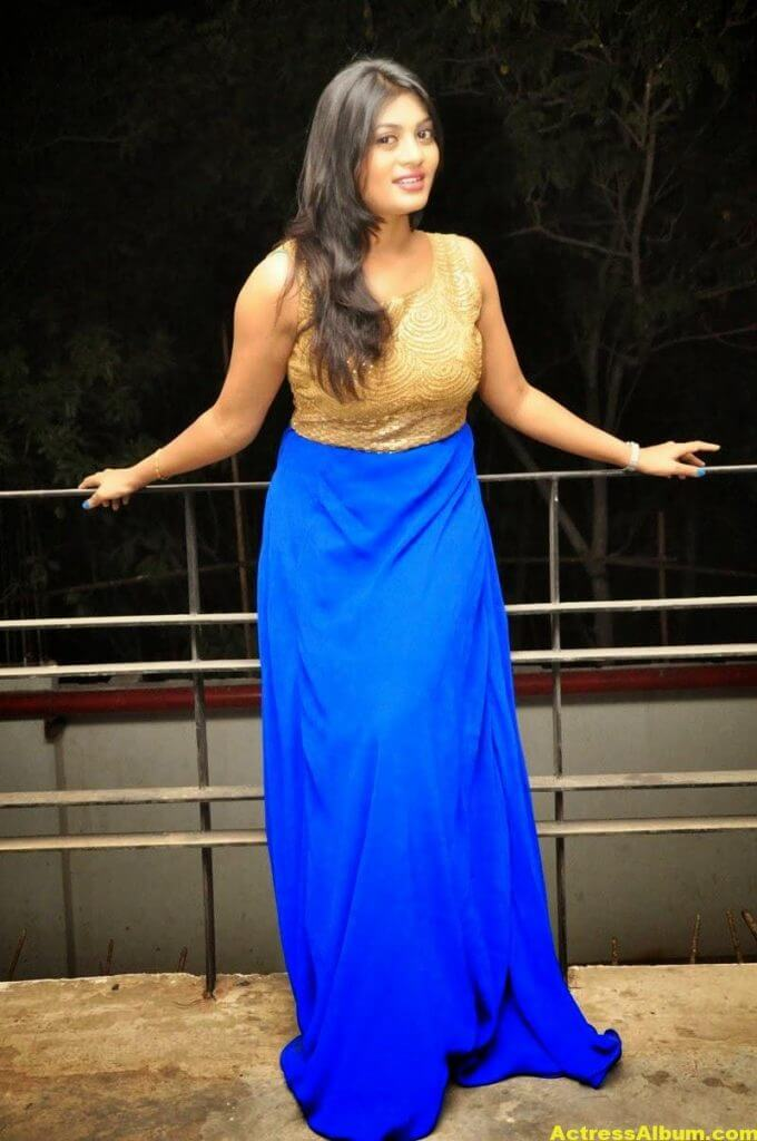 Actress Sowmya Latest Glam Stills 1