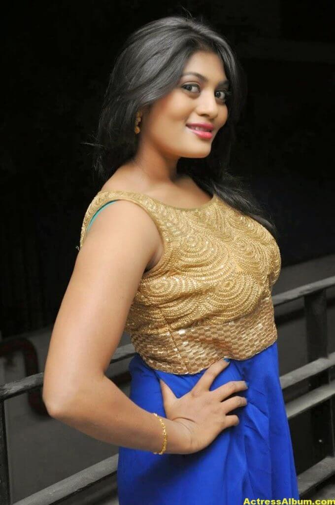 Actress Sowmya Latest Glam Stills 2