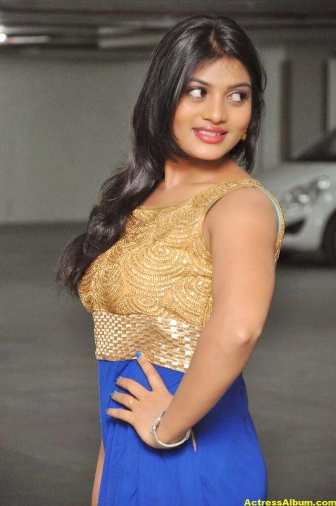 Actress Sowmya Latest Glam Stills 5