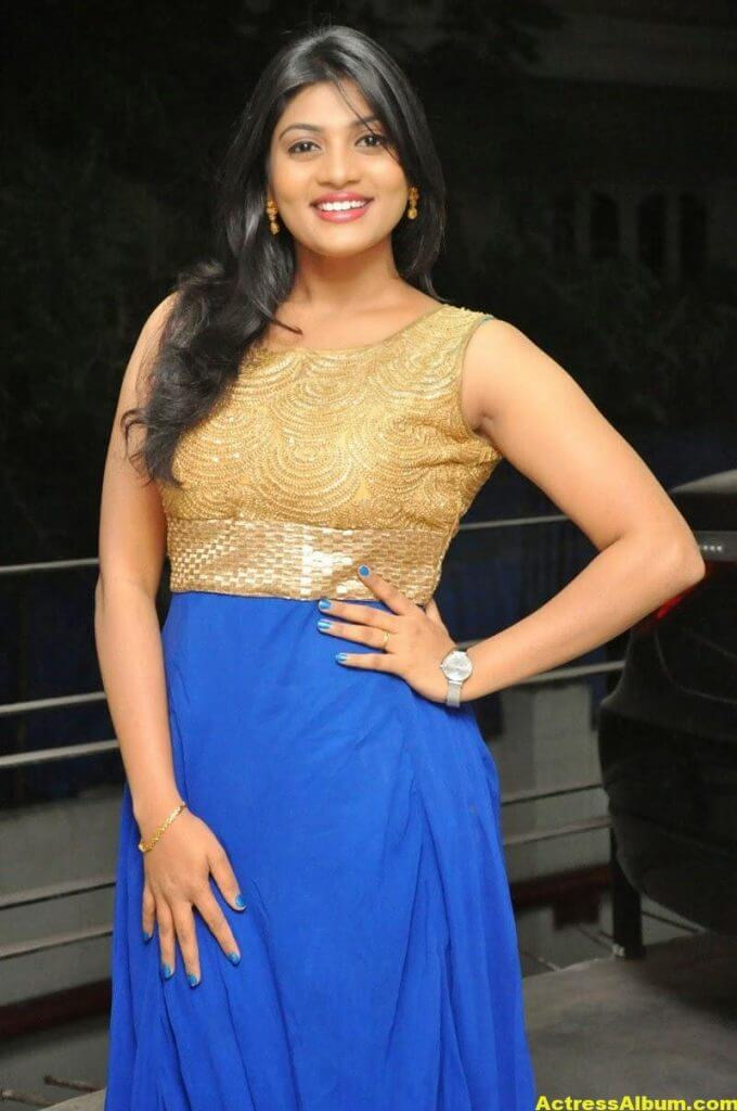 Actress Sowmya Latest Glam Stills 6