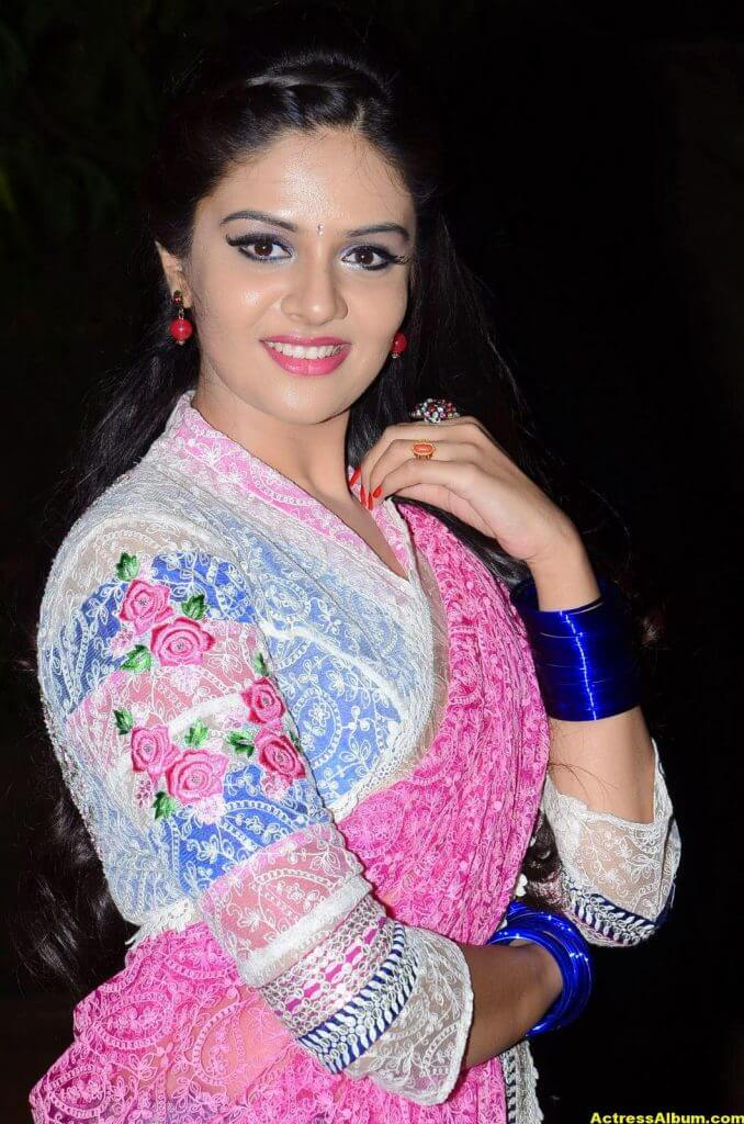 Actress Srimukhi Latest Stills 1
