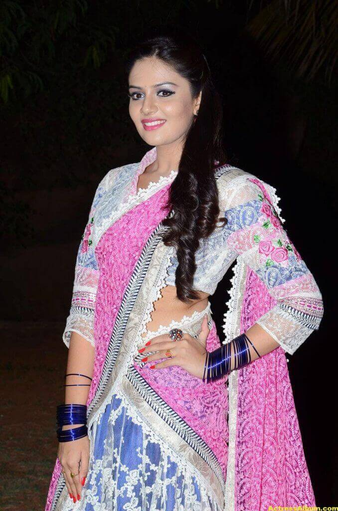 Actress Srimukhi Latest Stills 3