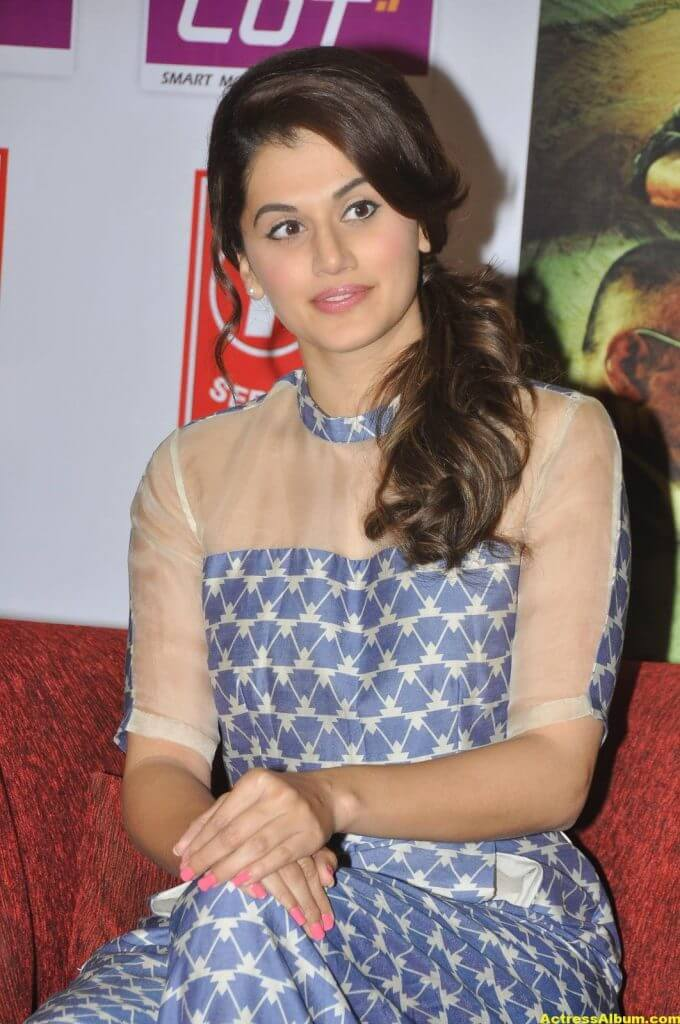 Actress Tapsee Latest Photo Gallery 2