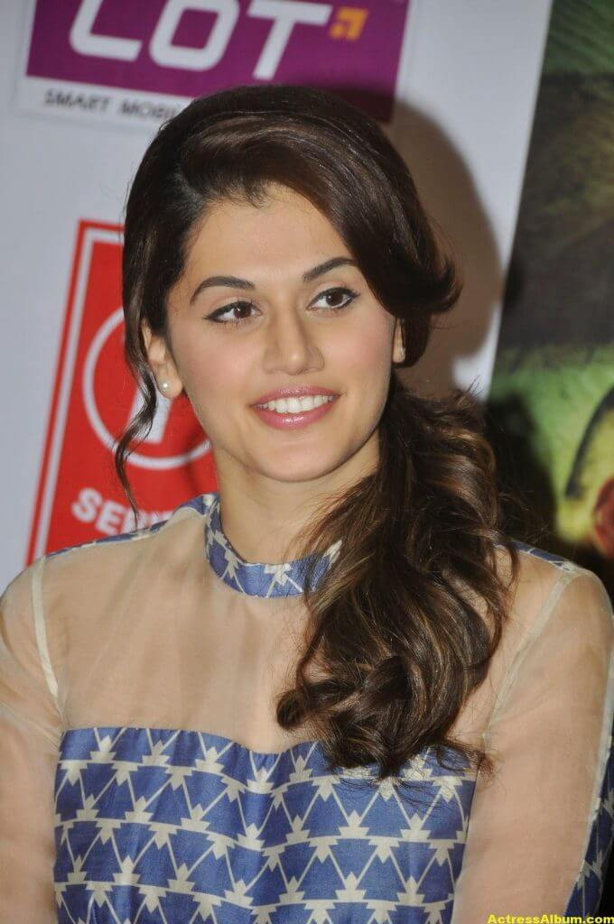 Actress Tapsee Latest Photo Gallery 5