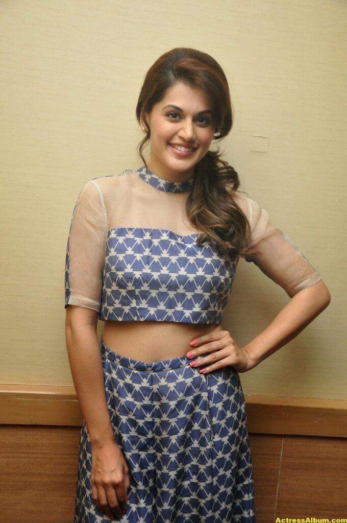 Actress Tapsee Latest Photo Gallery 8