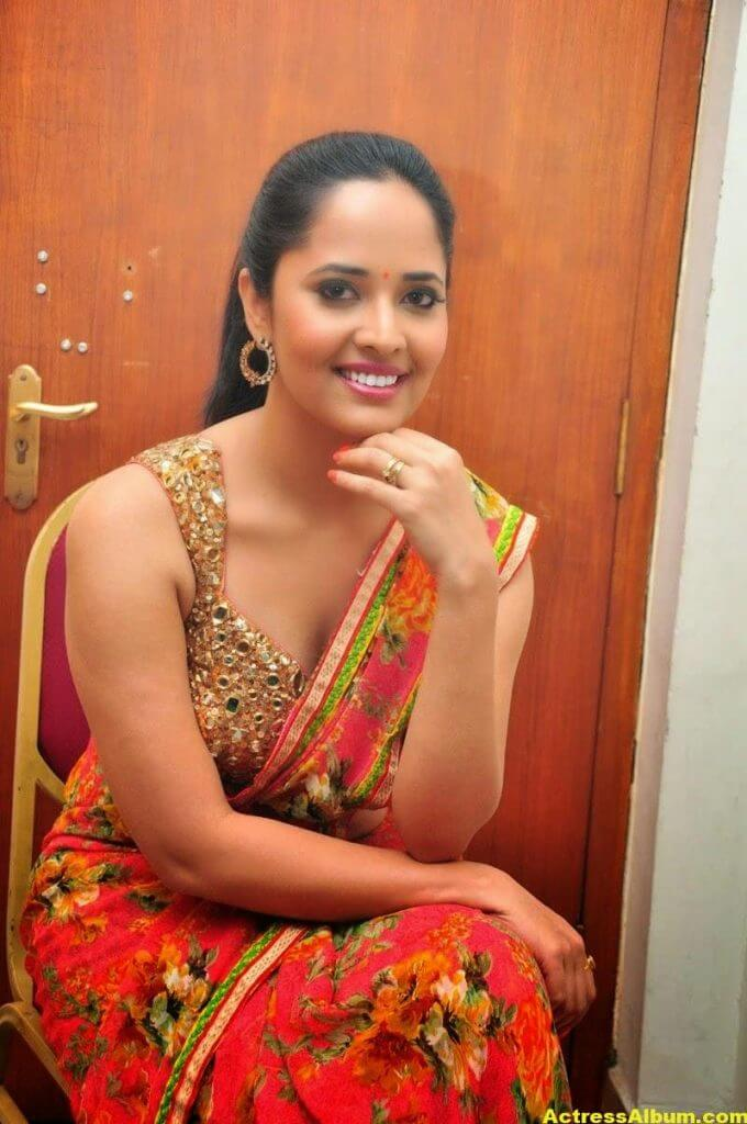 Anchor Anasuya Latest Stills in Audio Launch