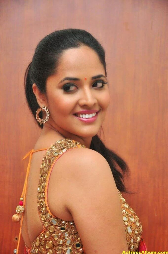 Anchor Anasuya Latest Stills in Audio Launch2