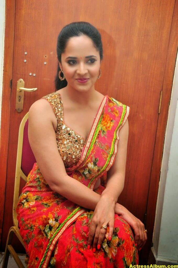 Anchor Anasuya Latest Stills in Audio Launch3