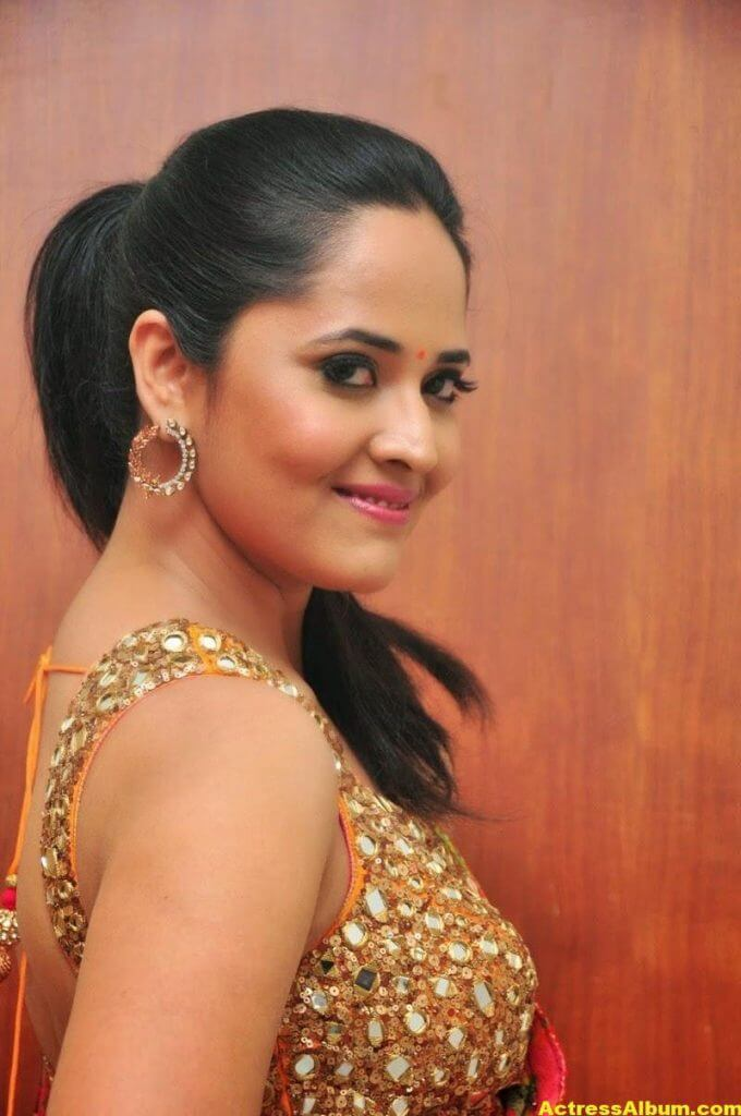 Anchor Anasuya Latest Stills in Audio Launch4