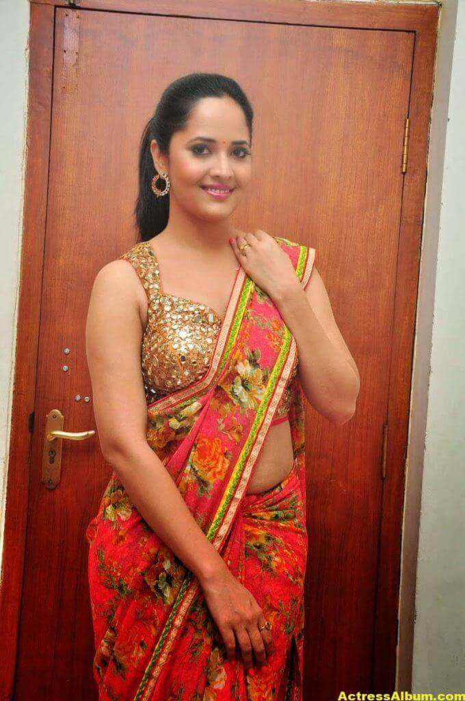 Anchor Anasuya Latest Stills in Audio Launch5