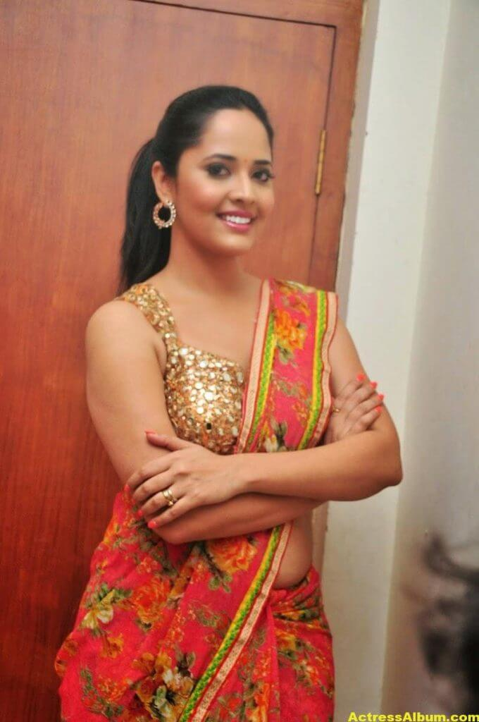 Anchor Anasuya Latest Stills in Audio Launch6