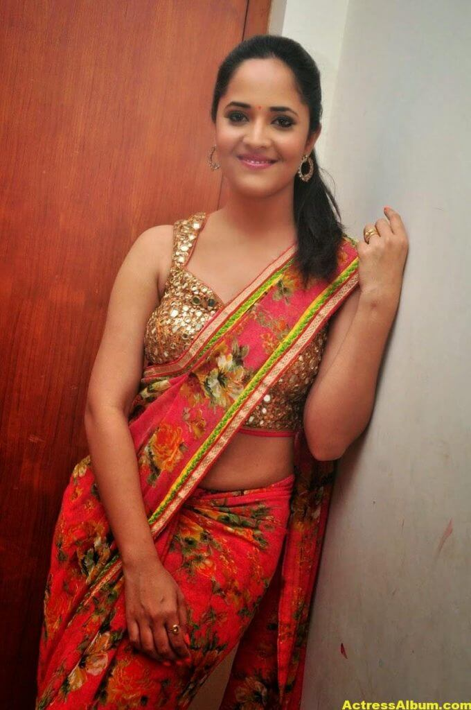 Anchor Anasuya Latest Stills in Audio Launch8
