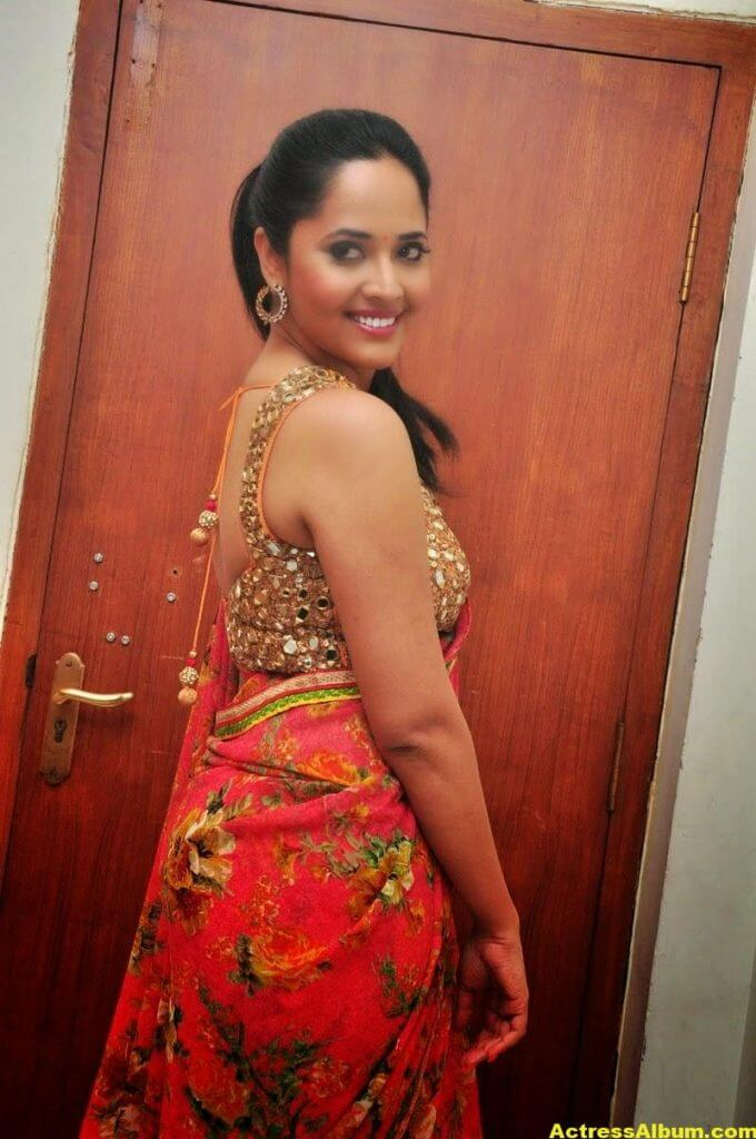 Anchor Anasuya Latest Stills in Audio Launch9