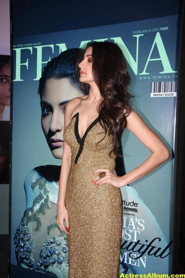 Anushka Sharma at Femina Magazine Launch Photos 6