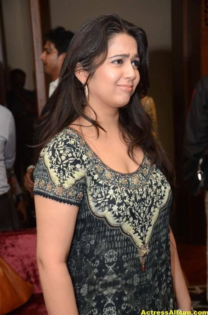 Charmi Photos at Shantanu Nikhil Designer Store 1