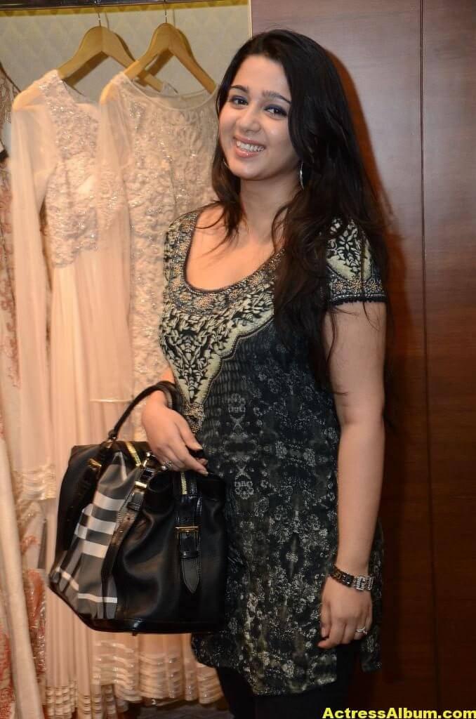 Charmi Photos at Shantanu Nikhil Designer Store 2