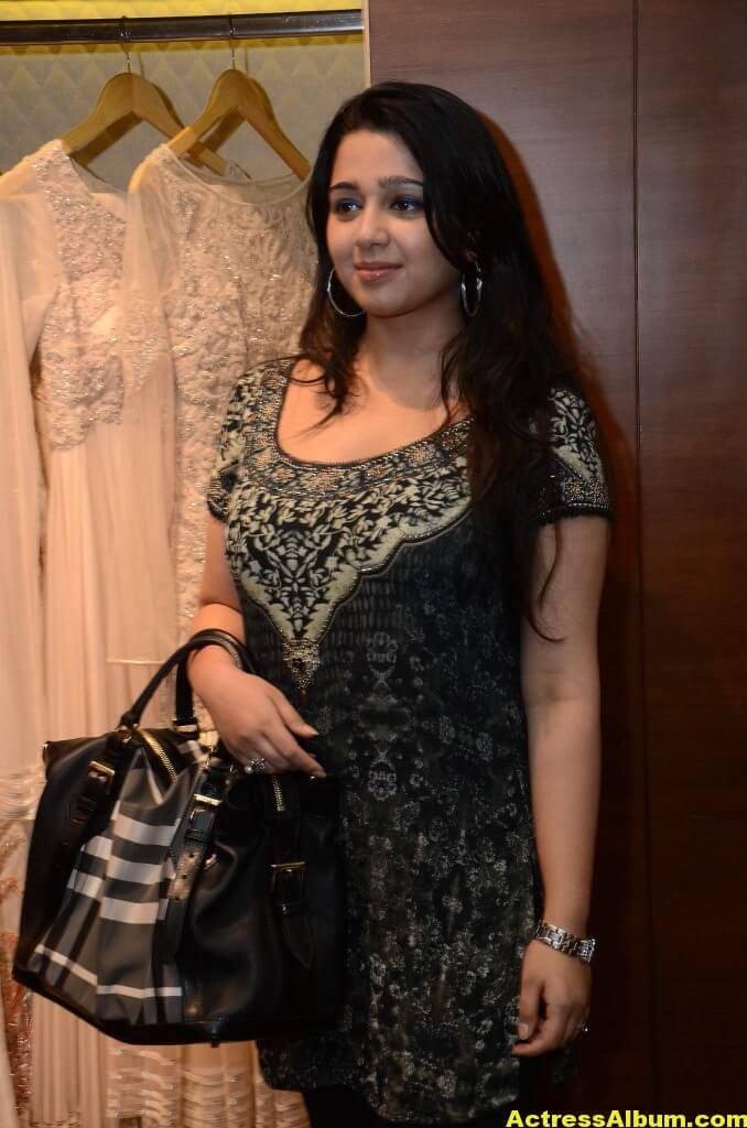 Charmi Photos at Shantanu Nikhil Designer Store 3
