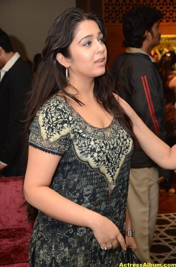 Charmi Photos at Shantanu Nikhil Designer Store 4