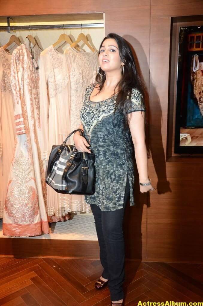 Charmi Photos at Shantanu Nikhil Designer Store 5