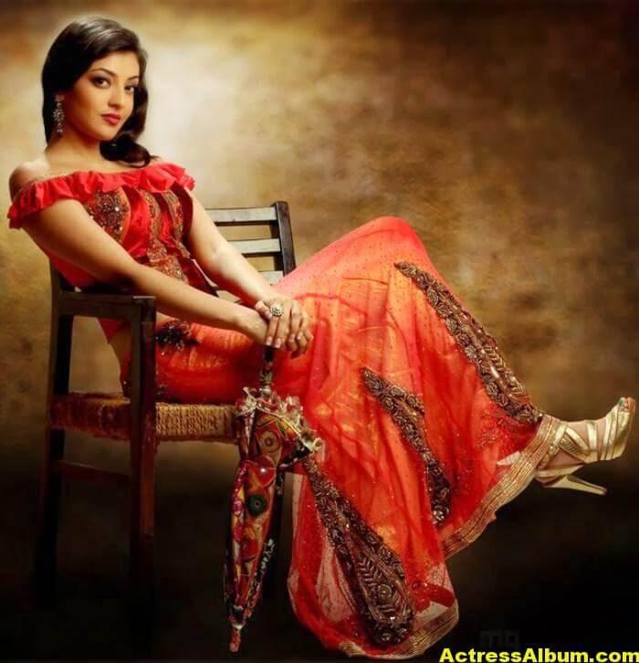 Exclusive Kajal Agarwal Photo Shoot 10