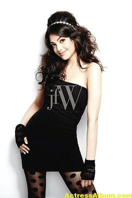 Exclusive Kajal Agarwal Photo Shoot 2