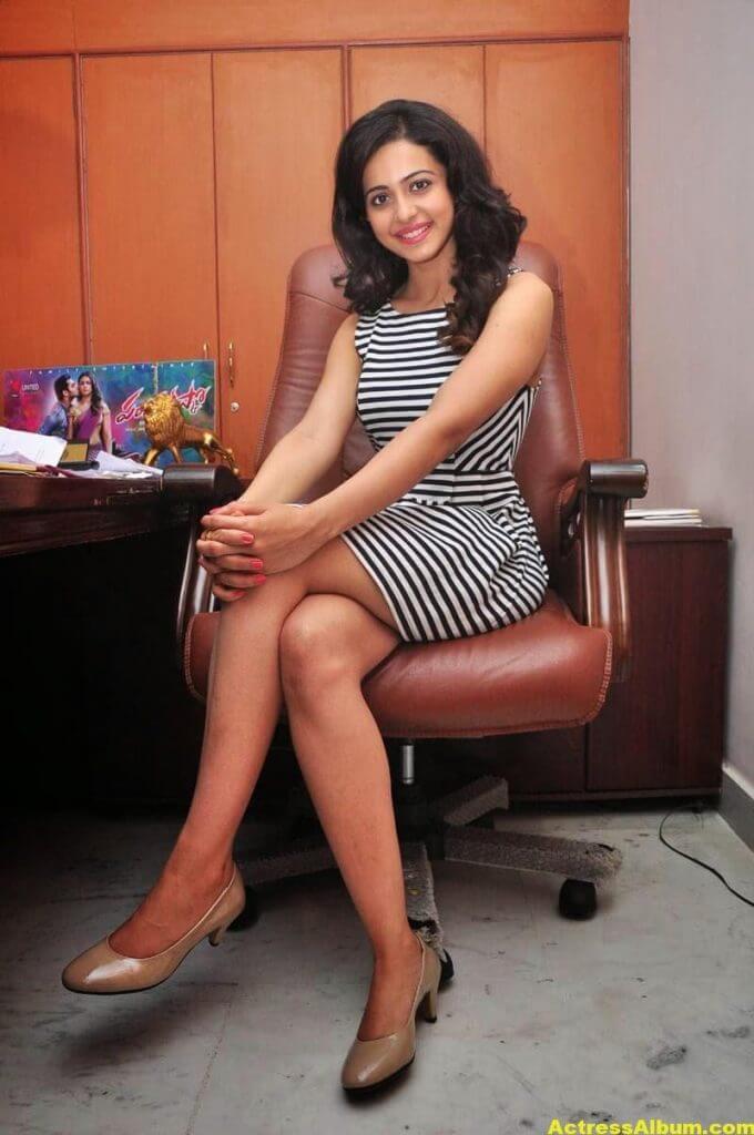 Heroine Actress Rakul Preet Singh Latest Gallery 1