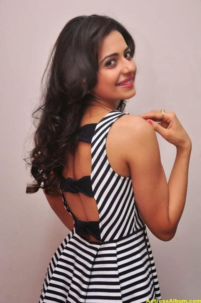 Heroine Actress Rakul Preet Singh Latest Gallery 3