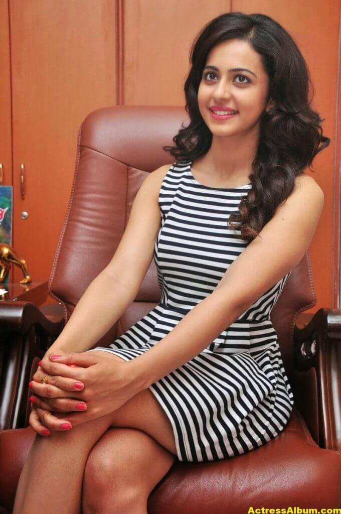 Heroine Actress Rakul Preet Singh Latest Gallery 5