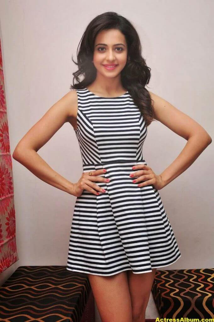 Heroine Actress Rakul Preet Singh Latest Gallery 6