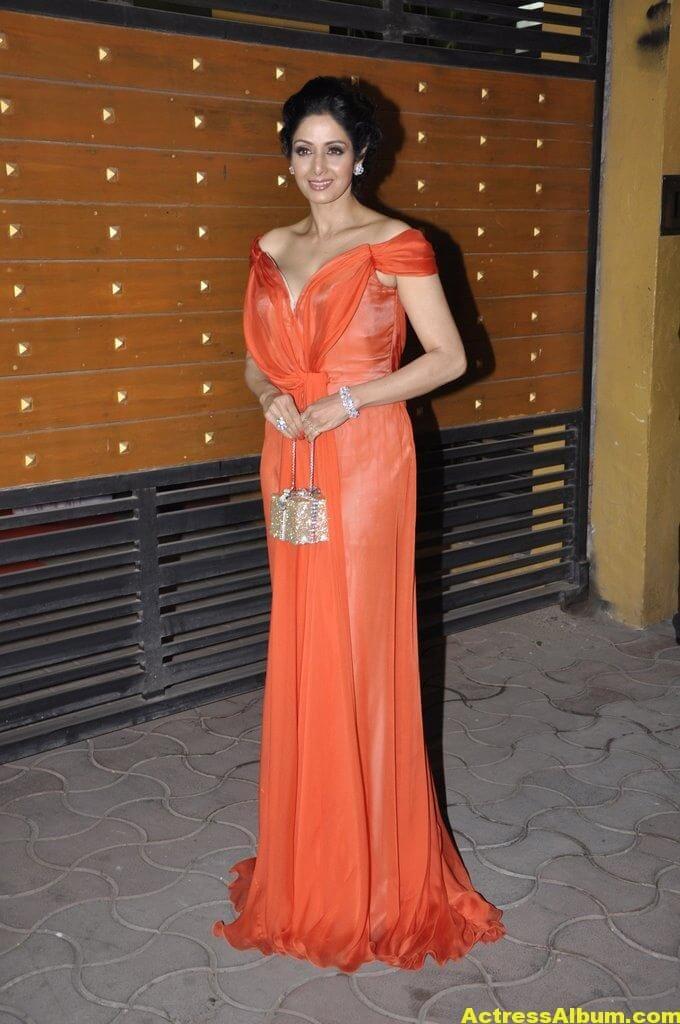 Hot Heroines at Idea Filmfare Awards 11