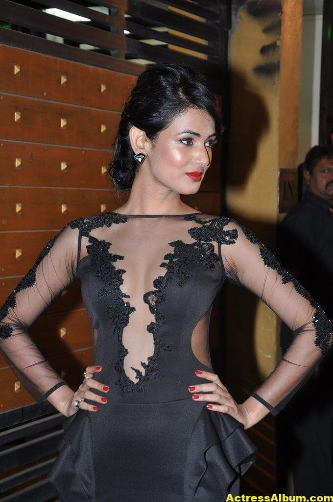 Hot Heroines at Idea Filmfare Awards 5