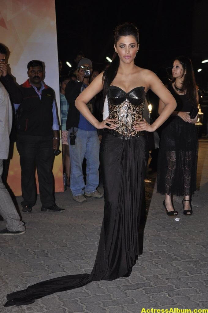 Hot Heroines at Idea Filmfare Awards 7