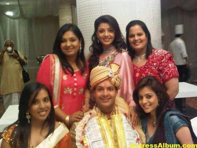 Kajal Agarwal With Nisha Aggrwal Photos (4)