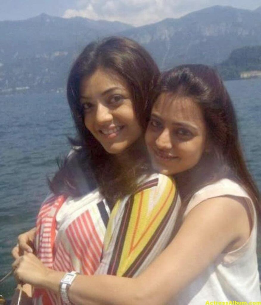Kajal Agarwal With Nisha Aggrwal Photos (7)