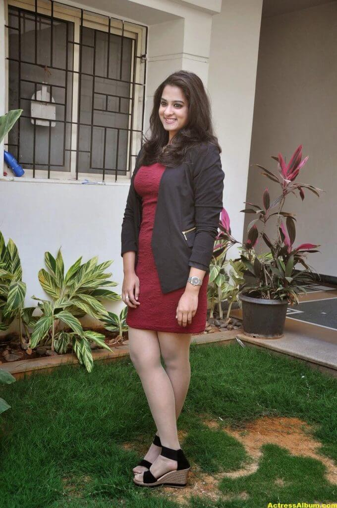 Nanditha Raj Latest Glam Stills at RamLeela Movie 1
