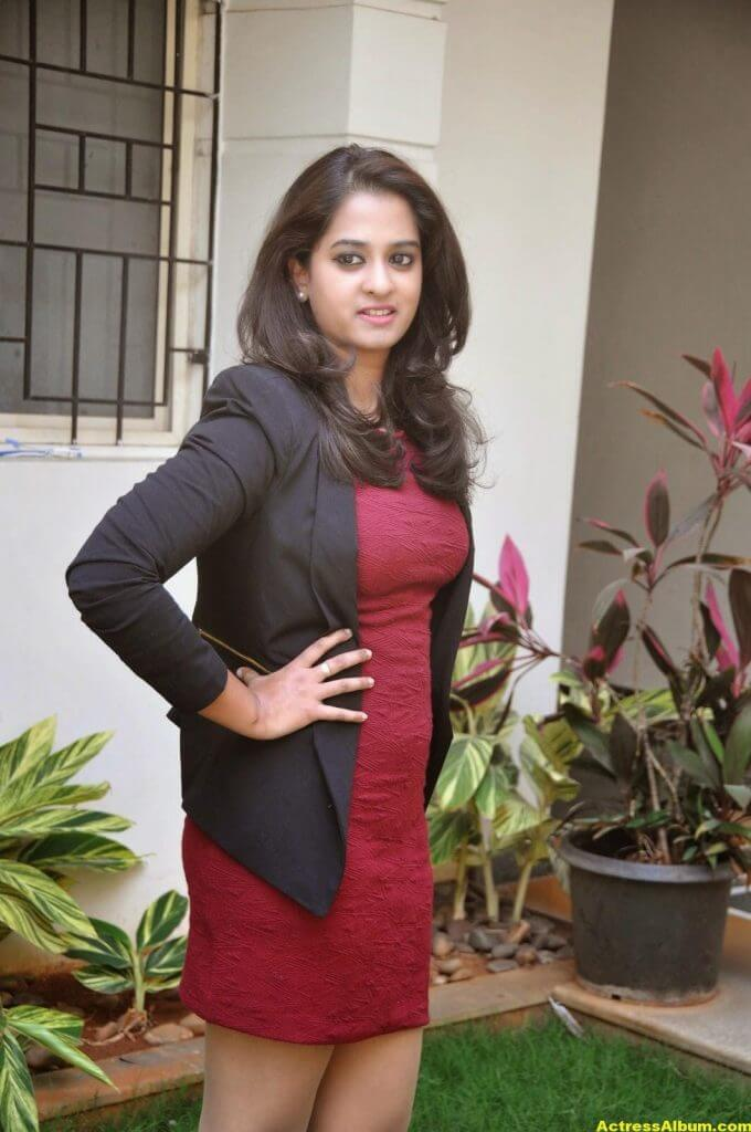 Nanditha Raj Latest Glam Stills at RamLeela Movie 2
