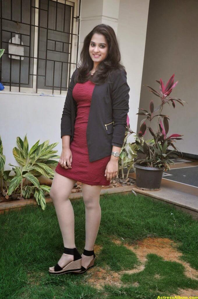 Nanditha Raj Latest Glam Stills at RamLeela Movie 3