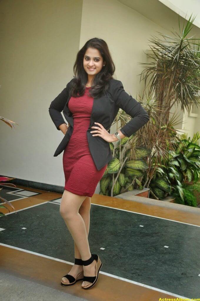 Nanditha Raj Latest Glam Stills at RamLeela Movie 4