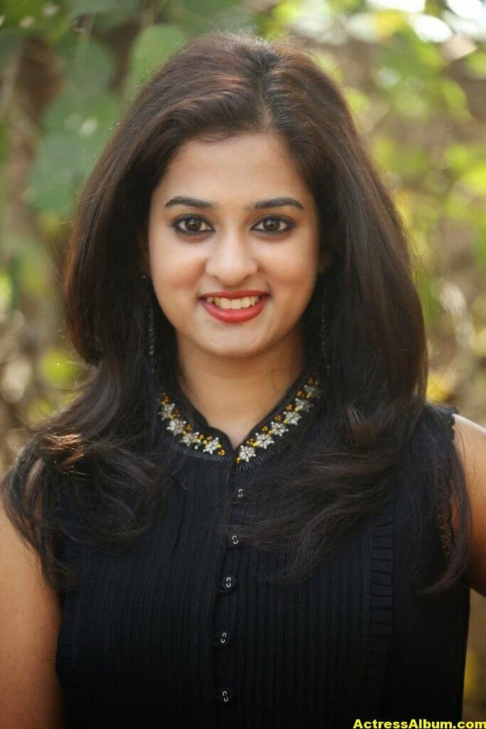 Nanditha Raj Latest Photo Gallery in Black Dress 9