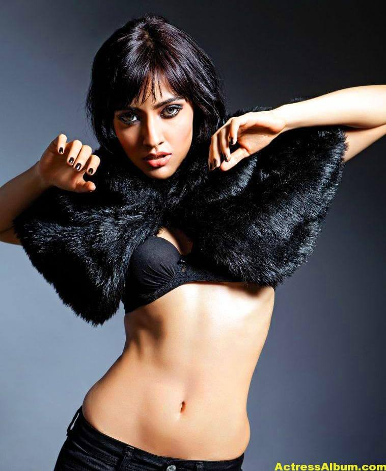 Neha Sharma FHM Magazine Photos 1