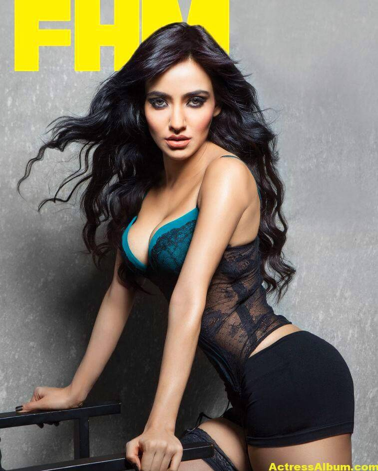 Neha Sharma FHM Magazine Photos 2