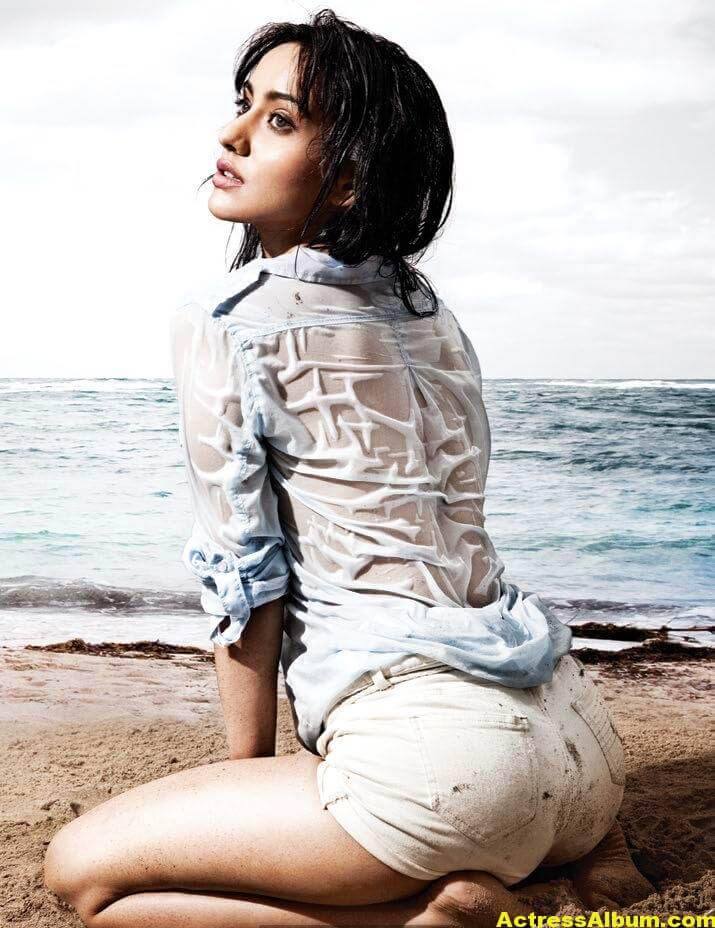 Neha Sharma FHM Magazine Photos 6