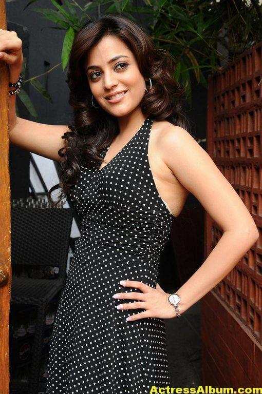 Nisha Agarwal Black Dress Still 1