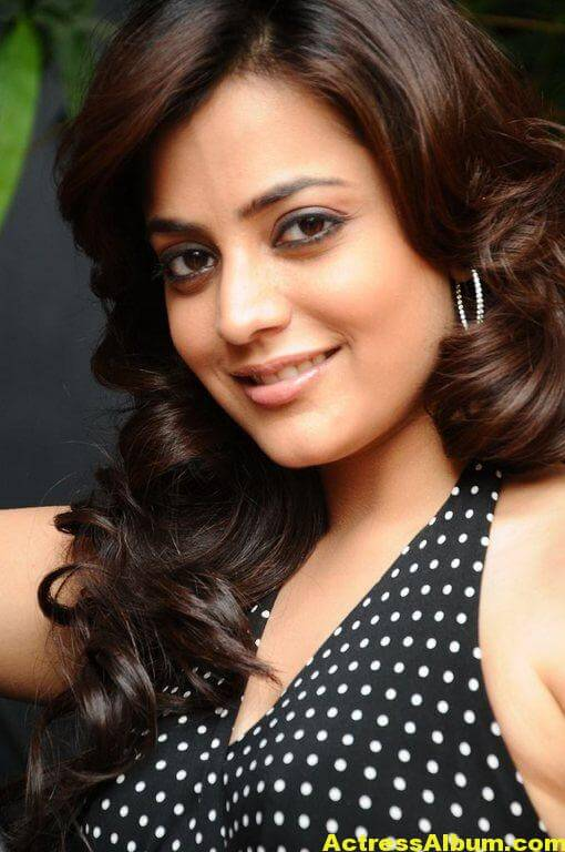 Nisha Agarwal Black Dress Still  2